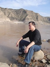 FIGHTING FOR JUSTICE: A recent photo of Gao Zhisheng, renowned human rights attorney in China. (The Epoch Times)