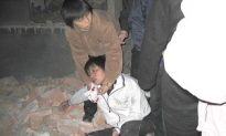 Catholic Church Destroyed by Force in Xian City, 16 Nuns Wounded