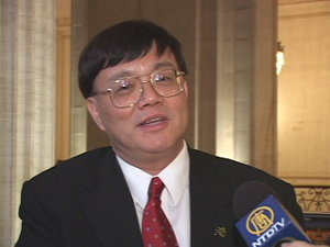 Historian Song Yongyi