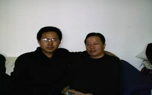 Attorney Gao Zhisheng and Dr. Fan Yafeng (China Aid Association)