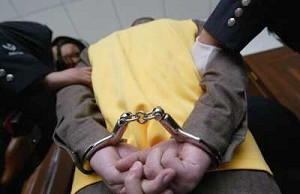 On October 12, 2005, the Meishan Intermediate People court in Sichuan Province sentenced six members of a gang to death (Getty Images)