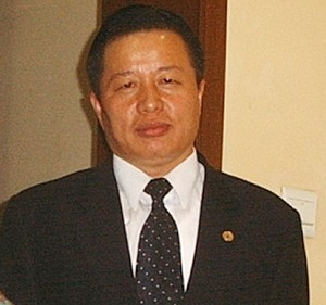 File photo of the renowned Chinese lawyer Gao Zhisheng (The Epoch Times)