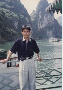 Freelance writer Mr. Zheng Yichun (The Epoch Times)