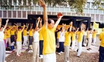 Seventh Anniversary of Beijing Falun Gong Press Conference