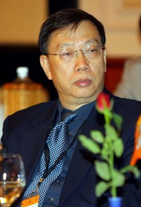 Huang Jiefu, the Vice Minister of the Ministry of Health in China. (Raveendran/AFP/Getty Images)