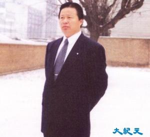 Renowned Chinese human rights attorney Gao Zhisheng. (The Epoch Times)