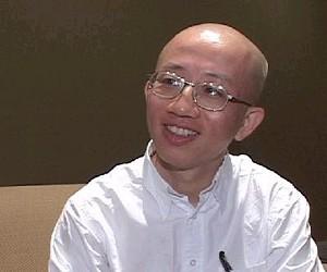 Hu Jia. (The Epoch Times)