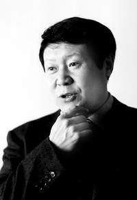 Li Qiang, Professor of the Department of Sociology and  Dean of the School of Humanities and Social Sciences at Tsinghua University. (The Epoch Times)