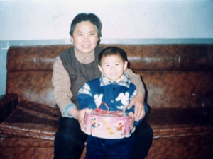 Ren Chuanlan before admission to the hospital (Photo provided by victim's relatives)