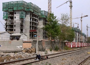 The housing prices are skyrocketing in China's major cities and are beyond the affordability of the general public. (China Photos/Getty Images)