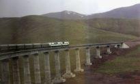 Altitude Sickness Sets In As Tibet Train Reaches Peak