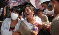 Rescue Efforts Slow after Typhoon Saomai Hits China