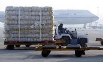 China–Third Largest Supplier of Food Aid in the World