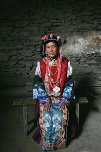 Traditional Costumes (China Photos/Getty Images)