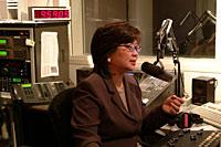 RFA broadcaster, Jill Ku. (Photo:RFA)