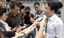 Chinese Regime Charges Activist Lawyer with Subversion