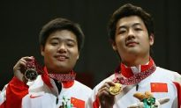 Chinese Duo Banned Over Asian Games Scandal