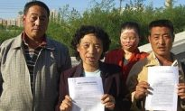 Another Petitioners' Representative Arrested in China