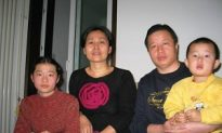 Attorney's Family Again in Panic During CCP's National Congress