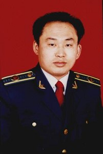 Kong Qiang, author of an open letter to Chinese leaders, is an employee of Qufu  Administration for Industry and Commerce Bureau. (Photo provided by Kong Qiang)