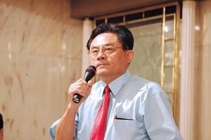 Future China Forum spokesman Mr. Wu Fan (The Epoch Times)
