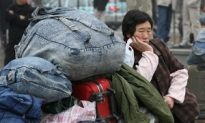 New Year Bittersweet for China's Far-Flung Families