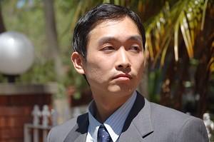 Dr Wang Lian (James Burke/The Epoch Times)