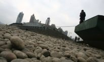 Six Million Chinese Face Water Shortages