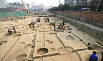 Large 3000-Year-Old Building Unearthed at Jinsha Ruins