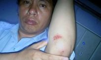 Beijing Christian Assaulted by Police