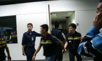 Tense Situation in Hong Kong Airport