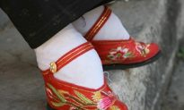 The Last Village of Women With Bound Feet in China