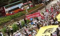 Hong Kong's March for Freedom