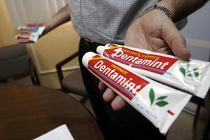 Nicaragua's Ministry of Health confiscated 150,000 tubes of toothpaste containing Diglycol imported from China. (Getty Images)