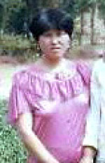 Yu Xiuling, 32, was thrown to her death from the window of the fourth floor of a building after she was severely beaten because she refused to give up practicing Falun Gong. (Clearwisdom.net)