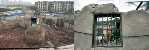 Demolition and relocation are of vital interest to people. (The Epoch Times)