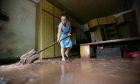 China Suffers Severe Drought and Floods in July