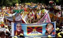 20,000 People March in New Delhi for Freedom in Tibet