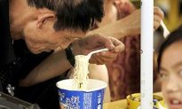 Carcinogenic Noodles Processed in Guangdong, China