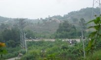 Another Large Conflict in Shanwei City, Guangdong Province