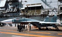 China Buys Jet Fighters for Aircraft Carriers