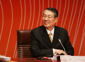 Taiwan envoy to APEC Stan Shih (Sandra Mu/Getty Images)
