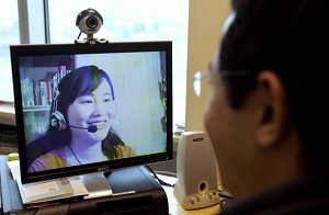 Dynamic Internet Technology Inc. (DIT) confirmed that Skype.com redirects visits from Chinese IP addresses to the homepage of Tom-Skype that has trojan horse capabilities. (Richard A. Brooks/AFP/Getty Images