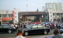 Veterans Protest Against Yantai Authorities' Broken Promises