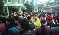 Textile Strike in Sichuan Enters Second Week