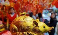 Welcome the Year of the Rat