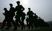 Double Digit Growth of China's Military Budget for the Last 20 Years