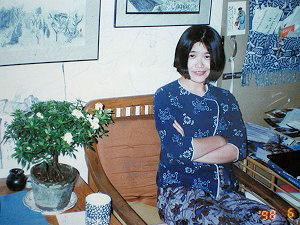 Xu Na at their small apartment. (Secret China)