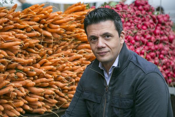 Jon Feshan, executive chef at County restaurant. (Samira Bouaou/Epoch Times)