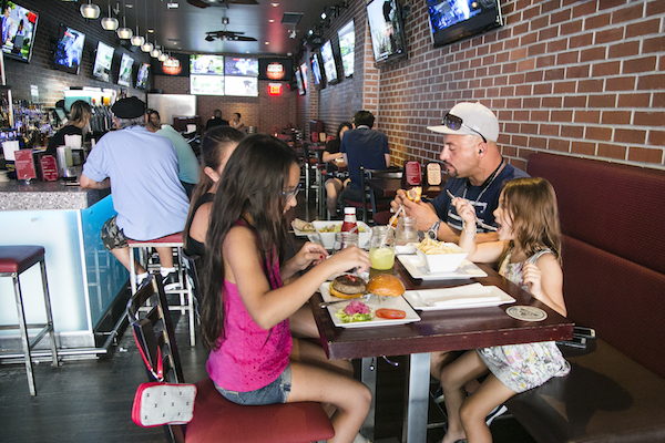 With something for everyone, Brik is a great place to drop by with family or friends. (Samira Bouaou/Epoch Times)
